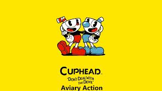 Cuphead OST - Aviary Action [Music]