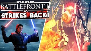 Battlefront 2 just SHOCKED Star Wars Fans with its BIGGEST announcement yet… the Future is Bright!
