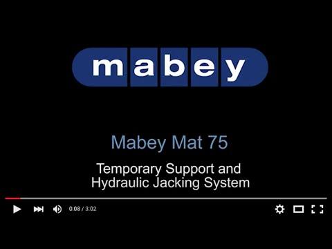 Mabey Propping Jacking