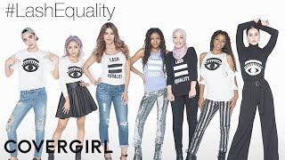 So Lashy! BlastPRO Mascara by COVERGIRL | #LashEquality