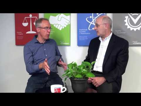 Ken Sawka and Leonard Fuld on Business Disruption