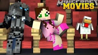 Minecraft  : GOING TO THE MOVIES!