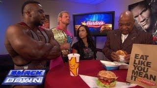 Dolph Ziggler makes promises concerning WWE Payback: SmackDown, June 14, 2013