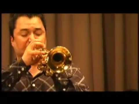 clip of TRUMPETSUPERGROUP: Joy Spring featuring Mike Olmos