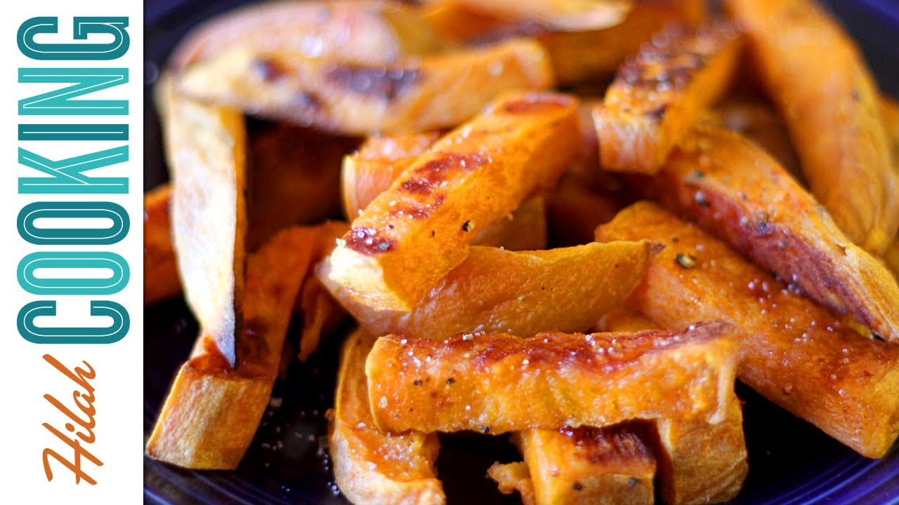 How To Cook Sweet Potatoes Youtube