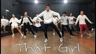 Olly Murs – That Girl | Dan Nguyen Choreography