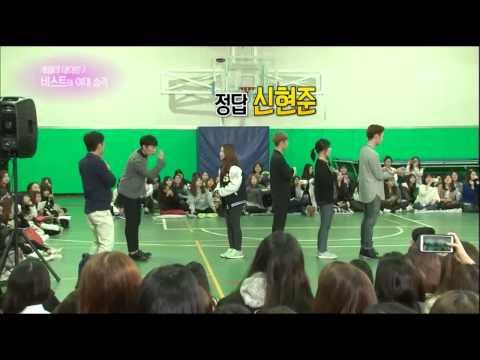 [HIT] 연예가 중계 - 게릴라 데이트 비스트의 여대 습격!, 20141025
