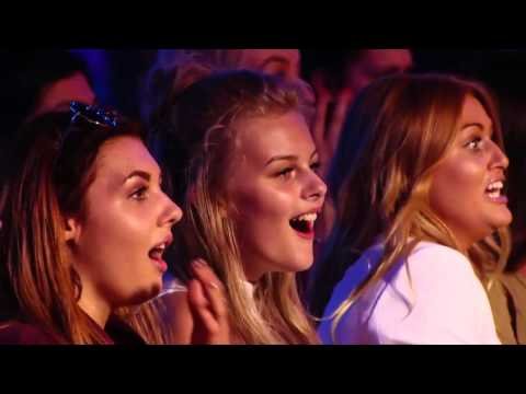 17-Year Old Girl SHOCKs Simon With Her Stunning Voice - X Factor