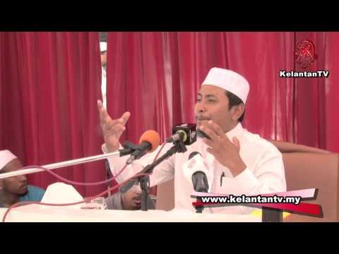 Part 4 Ustaz Ahmad Fadhli Shaari | Kuliah Jumaat 28 Mac 2014