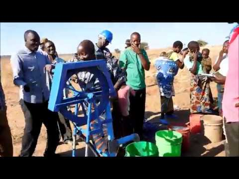 Tapping shallow aquifers with rope pumps in Igunga, Igunga Ecovillage project