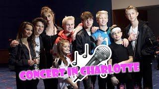 Concert In Charlotte 🎤 (WK 367.3)   Bratayley
