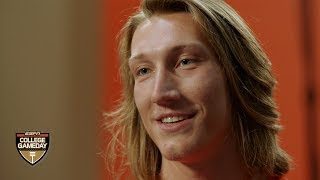 Inside the life of Clemson star QB Trevor Lawrence | College GameDay