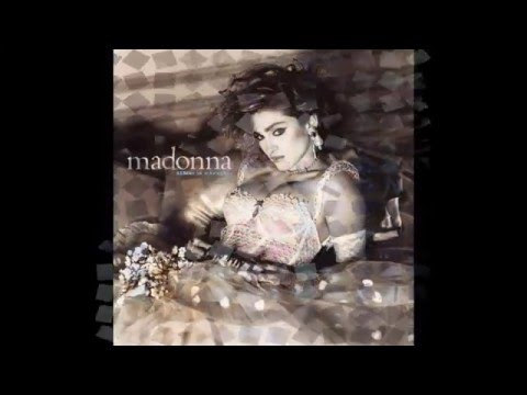 MADONNA-Burning Up (extended special version)