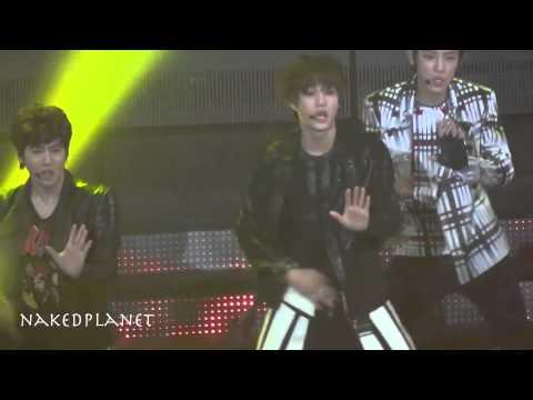 130131 서울가요대상 Seoul Music Awards - EXO-K - MAMA (remix) (KAI 카이)