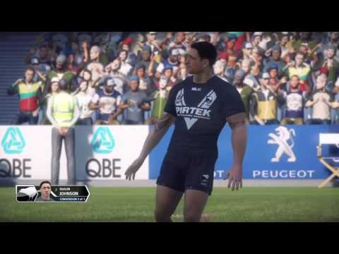 South Sydney Rabbitohs vs Nueva Zelanda Warriors