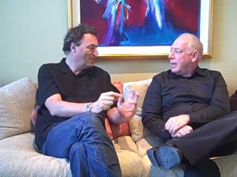 Futurists Dr. James Canton and Gerd Leonhard Conversations: what ...