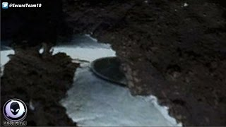 FOUND IT! Alien Ship Being Stored At South Pole 1/23/17