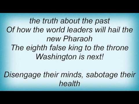 Megadeth - Washington Is Next ! Lyrics