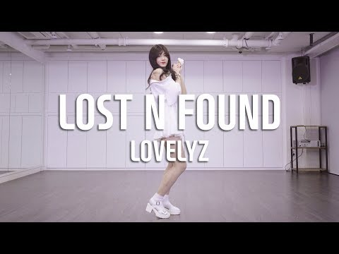 LOVELYZ(러블리즈)-Lost N Found(찾아가세요) Dance Cover / Cover by SuHyun Mirror Mode)