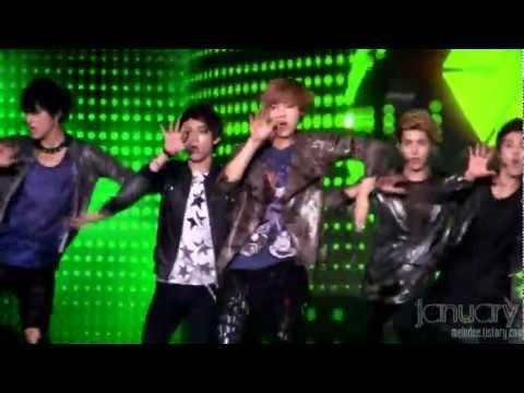 120825 Korea-China Music Festival LUHAN History