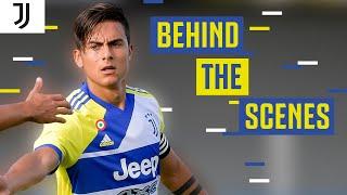 Juventus vs Juventus U23: Behind the Scenes | Final Pre-Season Game!