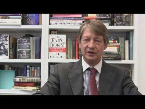 P. J. O'Rourke's THE BABY BOOM: Automobiles