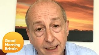 Corrie's Ian Bartholomew on Why Calls to Domestic Abuse Helplines Have Risen | Good Morning Britain