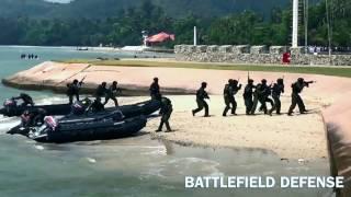 Royal Thai Navy's SEAL Operation