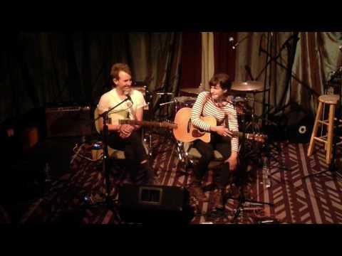 Adrianne Lenker and Buck Meek • Portland, ME • 5/9/14