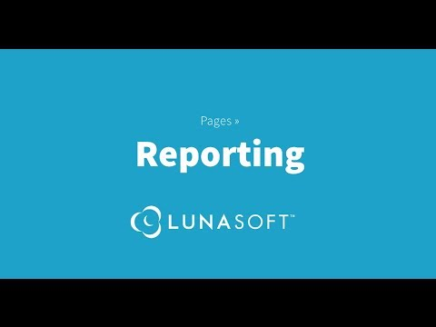 How To View Page Statistics Using the LunaSoft Content Management System