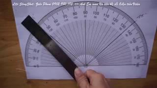 Cách Bắn ná cao su 45 Độ Và 90 độ - 0902.980.193