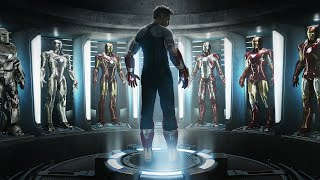 [OLD VERSION] All Suit-Up Sequences By Robert Downey Jr.'s Iron Man