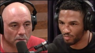 Joe Rogan - What It's Like For a UFC Fighter To Cut Weight