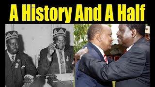 Uhuru's Historic Kisumu Tour: The Inside Story