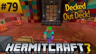 HermitCraft 7: Decked Out deck! New Pokémon Snap review! ep79