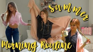 MY SUMMER MORNING ROUTINE 2019|| Ellie Louise
