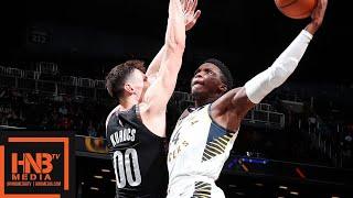 Indiana Pacers vs Brooklyn Nets Full Game Highlights   12/21/2018 NBA Season