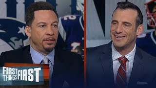 Tom Brady playing with Vegas Raiders makes sense to me — Doug Gottlieb | NFL | FIRST THINGS FIRST