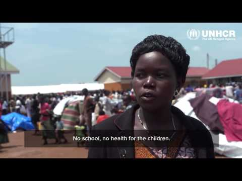 Uganda: Helen Yidei from South Sudan