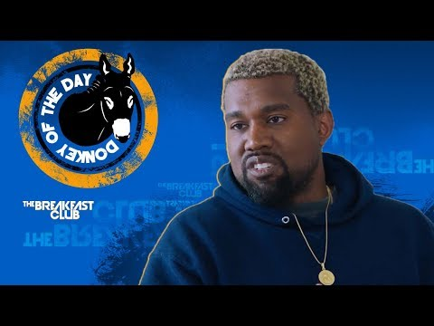 Kanye West Claims Slavery Was A Choice