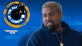 Kanye West Claims Slavery Was A Choice