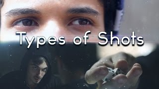 Tomorrows Filmmakers - Types of Shots