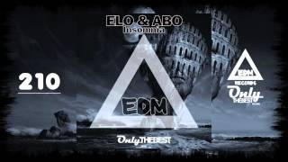 ELO & ABO - INSOMNIA #210 EDM electronic dance music records 2015