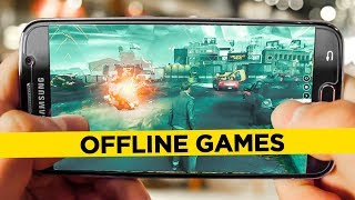Top 5 OFFLINE Games for Android under 100MB [Good Graphics]