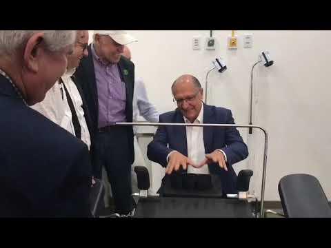 Vídeo Governo paulista entrega novo AME no município de São Carlos que também atenderá Porto Ferreira