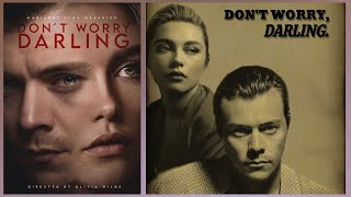 Harry Styles in an upcoming movie - Don't Worry Darling!