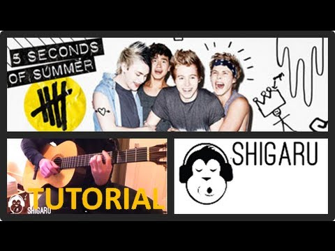 5 second of summer she looks so perfect chords