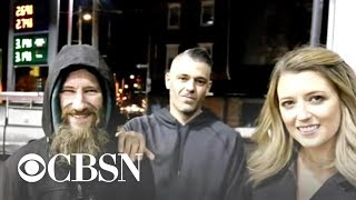 Homeless veteran and couple accused of making up story for GoFundMe account