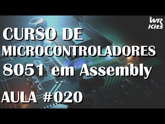 PRIORIDADE DAS INTERRUPÇÕES | Assembly para 8051 #020