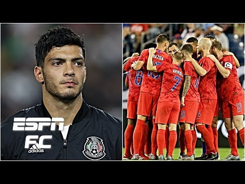 USMNT vs. Mexico: 'No shame' if U.S. lose to El Tri in the final - Herculez Gomez | Gold Cup